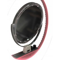 Кольцевая LED лампа V48C черная | Venko - Фото 51300