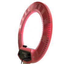 Кольцевая LED лампа V48C розовая | Venko - Фото 51304