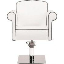 Кресло парикмахерское Art Deco на гидравлике хром | Venko - Фото 51767