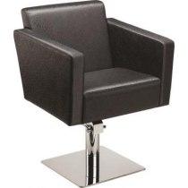 Кресло парикмахерское Quadro на гидравлике хром | Venko - Фото 51812