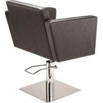 Кресло парикмахерское Quadro на гидравлике хром | Venko - Фото 51813