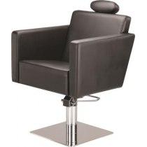 Кресло парикмахерское Quadro на гидравлике хром | Venko - Фото 51814