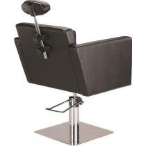 Кресло парикмахерское Quadro на гидравлике хром | Venko - Фото 51816