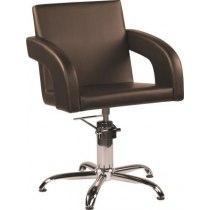 Кресло парикмахерское Tina на гидравлике хром | Venko - Фото 51828