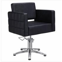 Кресло парикмахерское VM809 на пневматике хром | Venko - Фото 51840