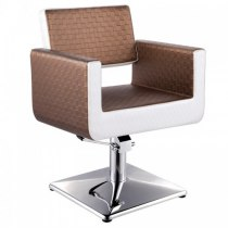Кресло парикмахерское VM812 на пневматике хром | Venko - Фото 51844