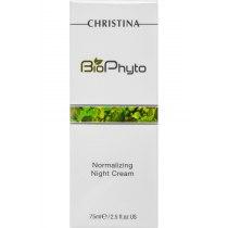Нормализующий ночной крем Christina - Normalizing Night Cream Bio Phyto, 75 мл | Venko - Фото 52094
