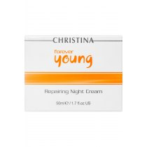 Ночной крем - Forever Young Repairing Night Cream, 50 мл | Venko - Фото 52236