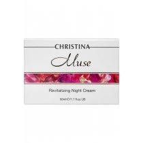Восстанавливающий ночной крем - Muse Revitalizing Night Cream, 50 мл | Venko - Фото 52409