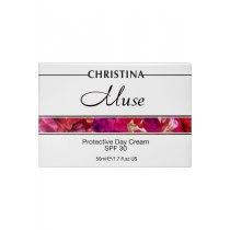 Защитный дневной крем - Muse Protective Day Cream SPF 30, 50 мл | Venko - Фото 52410