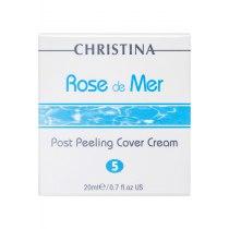 Постпилинговый тональный крем - Rose de Mer Post Peeling Cover Cream, 20 мл | Venko - Фото 52427