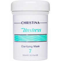 Очищающая маска Christina - Clarifying Mask Unstress, шаг 7, 250 мл | Venko