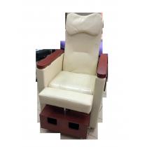 Педикюрное кресло с вибромассажной ванночкой для ног SPA-120 white (белое)   Venko - Фото 52580
