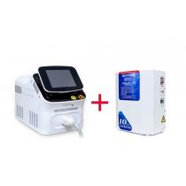 Диодный лазер для удаления волос портативный Adonyss DioLite | Venko