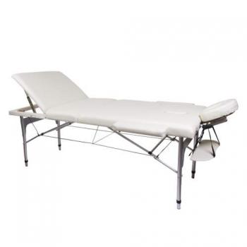 Массажный стол складной Kentavr Cream, Life Gear | Venko
