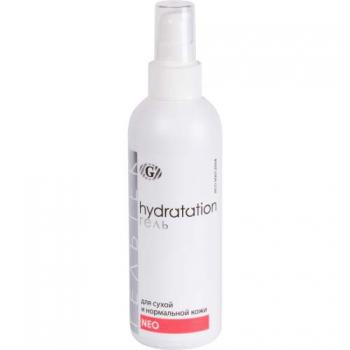 Гель для сухой и нормальной кожи NEO, 100 мл, (нанокосметика)HYDRATATION
