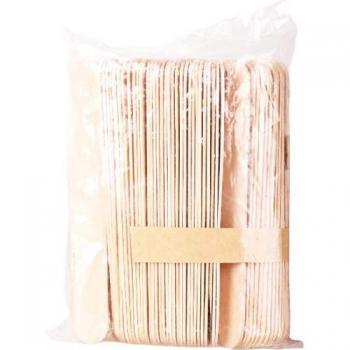 Шпатели деревянные для депиляции одноразовые YM-515, 100 шт. | Venko