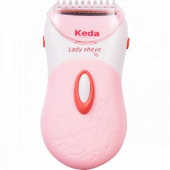 Электроэпилятор водостойкий с аккумулятором на базе Keda 187 | Venko