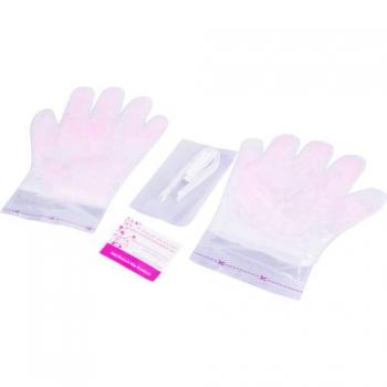 Перчатки с парафином готовые к использованию PWM Wax Kiss