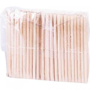 Деревянные палочки для маникюра 90*3.8 мм YM-516 100шт.