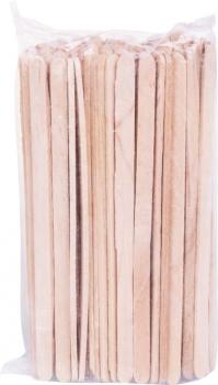 Шпатель деревянный тонкий YM-520 (140*7 мм), 100шт. | Venko