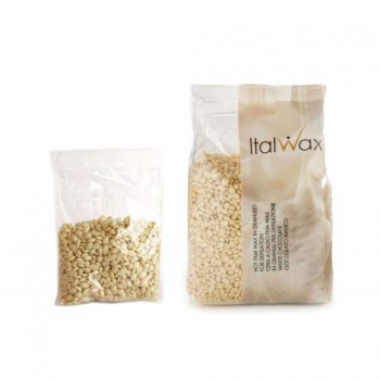 Воск в гранулах Ital Wax, 100 г (Белый шоколад) | Venko