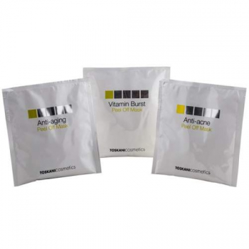 Маска для лица с витамином С - Vitamin Burst Peel Off Mask | Venko