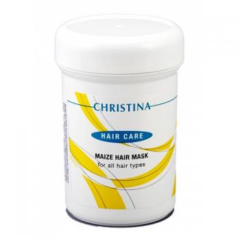 Кукурузная маска для сухих и нормальных волос - Maize Hair Mask, 250 мл