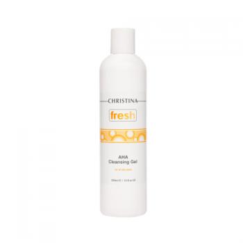 Мыло с альфагидроксильными кислотами - Fresh AHA Cleansing Gel, 300 мл