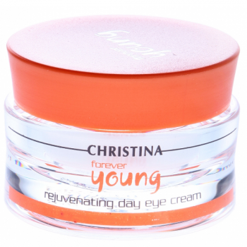 Крем для кожи вокруг глаз - Forever Young Rejuvenating Day Eye Cream, 30 мл | Venko