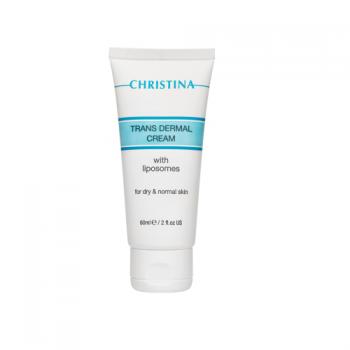 Трансдермальный крем с липосомами - Trans Dermal Cream With Liposoms, 60 мл