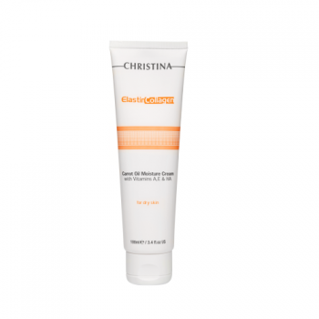Увлажняющий крем - Elastin Collagen Carrot Oil Cream, 60 мл