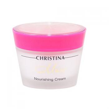 Питательный крем для лица - Muse Nourishing Cream, 50 мл