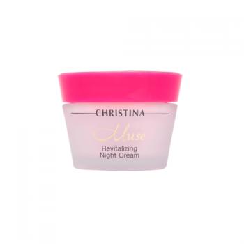Восстанавливающий ночной крем - Muse Revitalizing Night Cream, 50 мл