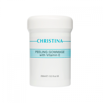 Пилинг-гоммаж - Peeling Gommage with vitamin E, 250 мл