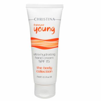 Крем для рук - Forever Young Hand Cream SPF 15, 75 мл
