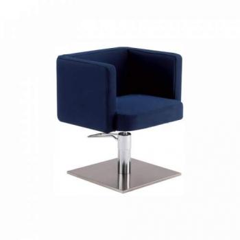Кресло парикмахерское VM805 на гидравлике хром | Venko