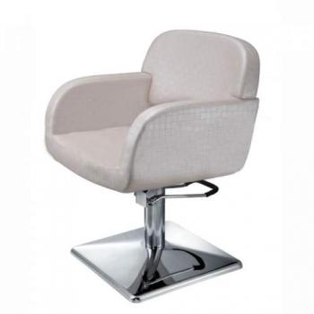 Кресло парикмахерское VM813 на гидравлике хром | Venko