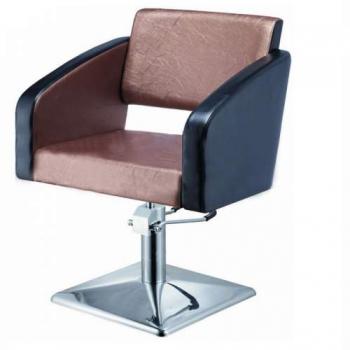 Кресло парикмахерское VM815 на гидравлике хром | Venko