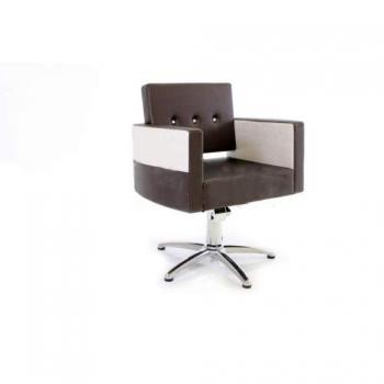 Кресло парикмахерское VM822 на гидравлике хром | Venko