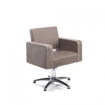 Кресло парикмахерское VM823 на гидравлике хром | Venko