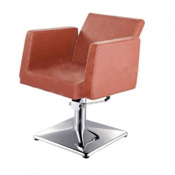 Кресло парикмахерское VM825 на гидравлике хром | Venko