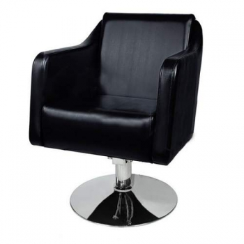 Кресло парикмахерское VM832 на гидравлике хром