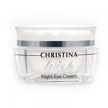 Ночной крем для кожи вокруг глаз - Wish Night Eye Cream, 30 мл