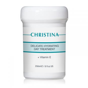 Дневной крем - Delicate Hydrating Day Treatment, 250 мл