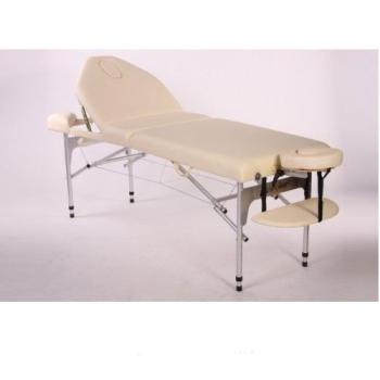 Массажный стол складной 700 Life Gear (Бежевый) | Venko
