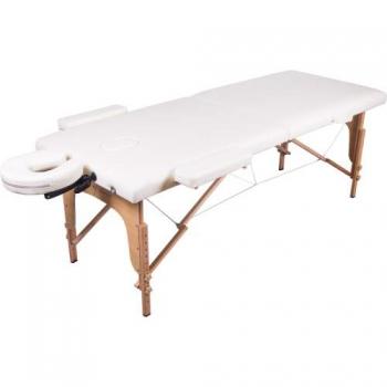 Массажный стол складной ArtOfChoise Teo (Светло-бежевый)