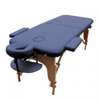 Массажный стол складной ArtOfChoise Mia (Тёмно-синий) | Venko