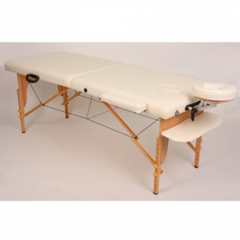 Массажный стол складной Miracle Yellow brown, Life Gear