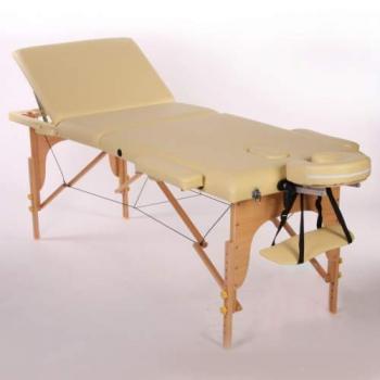 Массажный стол складной Prestige Brown, Life Gear | Venko